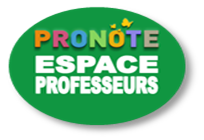 pronote enseignants
